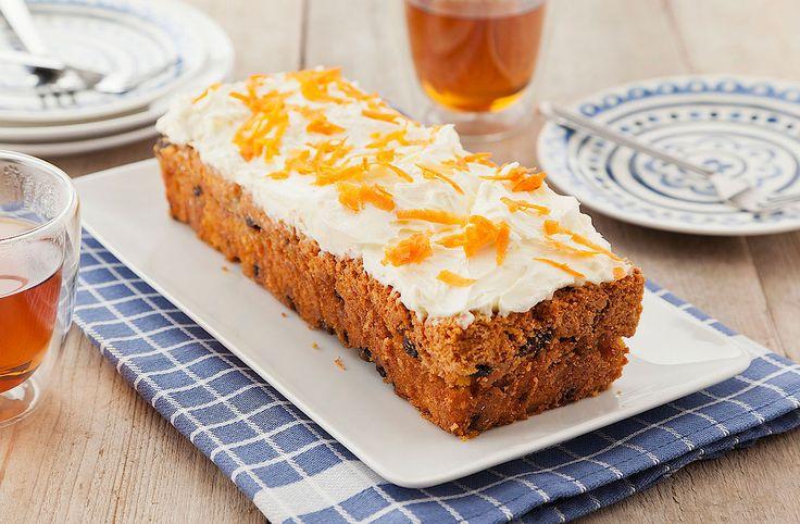 Wil je ook wortelcake bakken? Koopmans heeft een heerlijk recept!