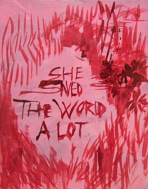 "paintingsinlove: "" Eduardo Infante. Sunnydale. 2016. Laca, esmalte y spray sobre lienzo. 92 x 73 cm. """