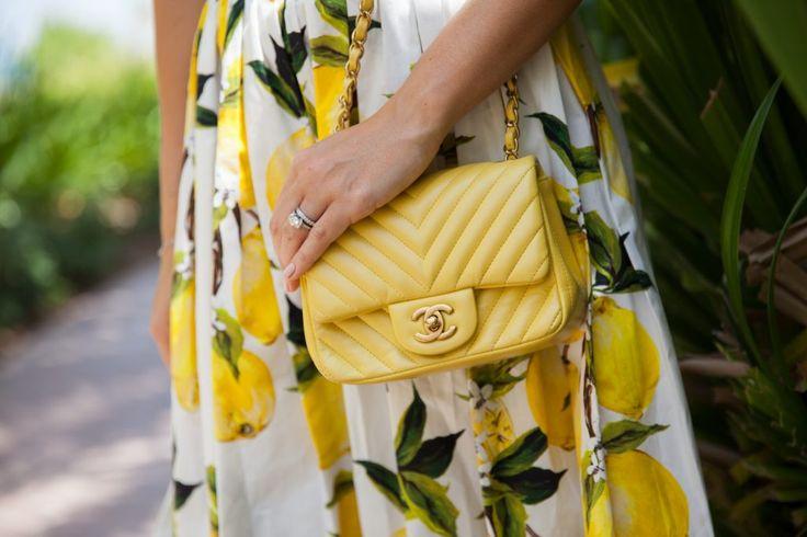 Dolce & Gabbana Lemon Print By Sweat Shirts And Dresses