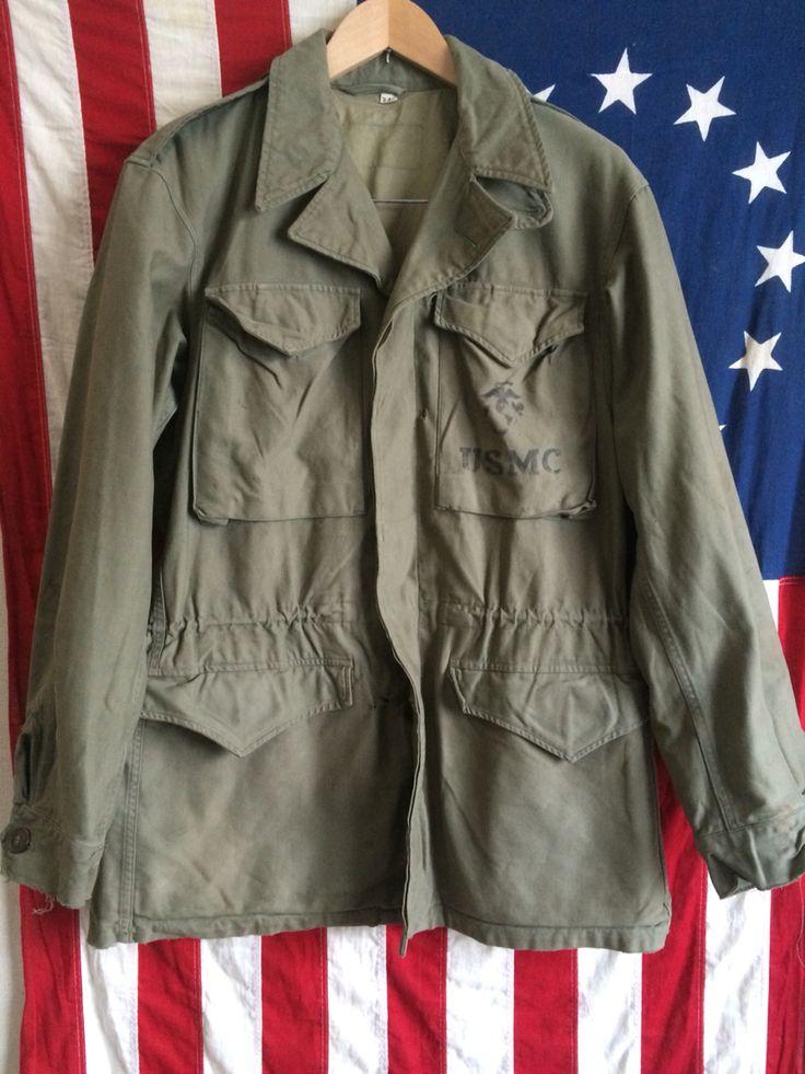 USMC vintage フィールドジャケット
