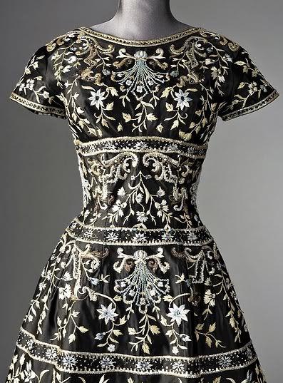Pierre Balmain - vintage couture
