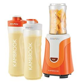 Kambrook Blitz2Go Personal Blender.  Great gift idea for men and women on the go.