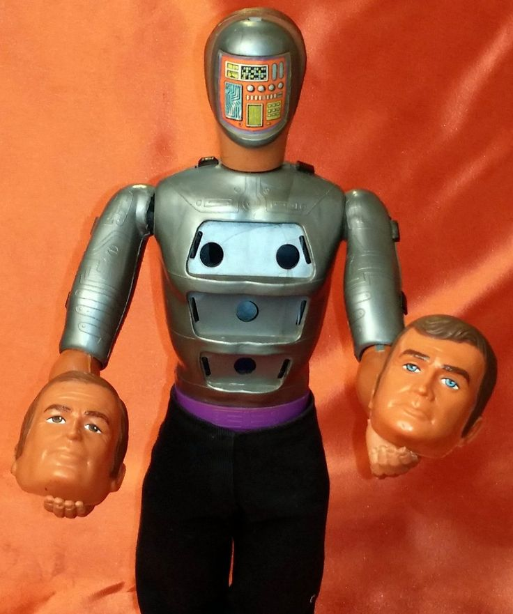5 Dollar Toys : Best images about six million dollar man action figures