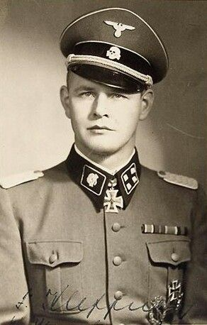 ✠ Franz Kleffner (2 July 1907 – 16 March 1945) killed in action during the Soviet offensive north of Lake Velence in Hungary.