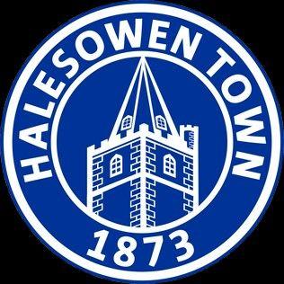 Halesowen Town of England crest.