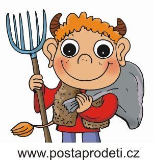 Mikuláš, čert a anděl 2012 - Pošta pro děti