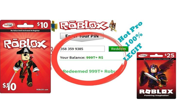 How to get Free Robux Codes 2019    roblox card codes ...