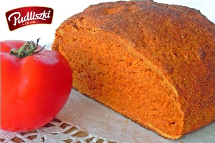 Chleb pomidorowy. #pudliszki #przepis