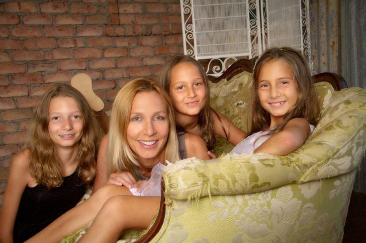 """The Ladies <3"" Portrait Creations Professional Family Portrait Studio in Charlotte, NC."