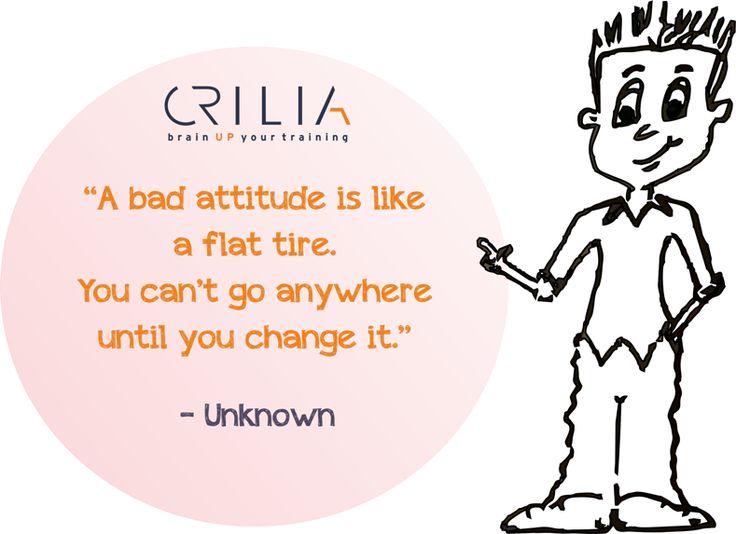 bad attitude www.crilia.ro
