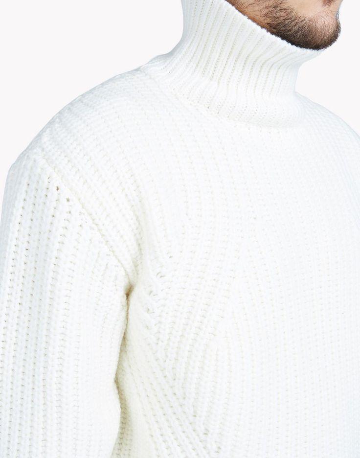 Pullover - Pulls Col Roulé Homme - Dsquared2 boutique en ligne officielle
