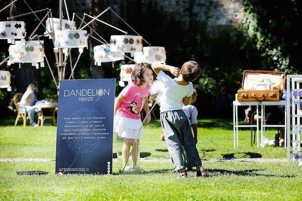 Fashion in Pfanner 2013 - Dandelion Firenze #bijoux