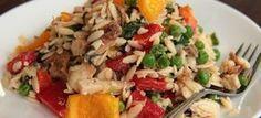 Δες εδώ μια υπέροχη συνταγή για ΚΡΙΘΑΡΟΤΟ ΜΕ ΚΟΤΟΠΟΥΛΟ ΚΑΙ ΠΙΠΕΡΙΕΣ, μόνο από τη Nostimada.gr