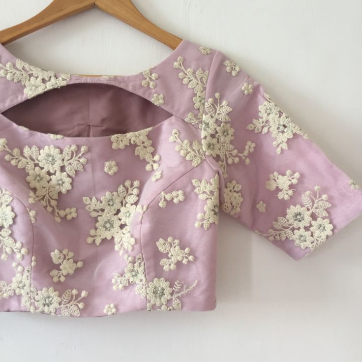 The Peach Project-Vintage Romance Blouse