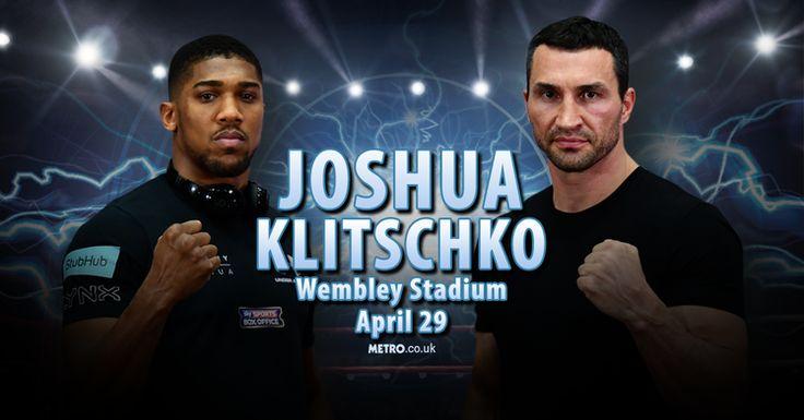Anthony Joshua vs Wladimir Klitschko LIVE: Round-by-round updates and results