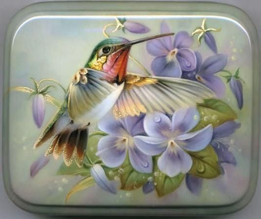 Russian LAQUER box art