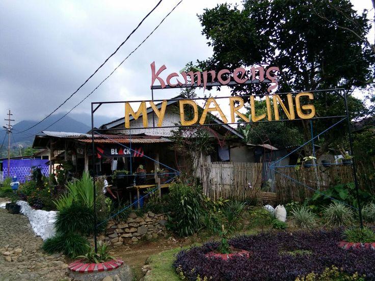 Kampoeng My Darling Indahnya Wisata di Kaki Gunung Cikuray Jawa Barat - Jawa Barat