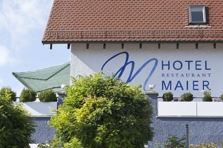 Außenansicht Herbst Hotel-Restaurant Maier Friedrichshafen