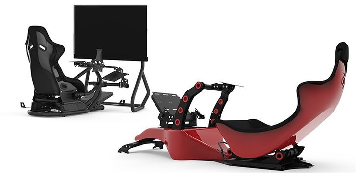 rseat siege de simulation play seat game seat rs1 simracing cockpit rs formula dbox ps4. Black Bedroom Furniture Sets. Home Design Ideas