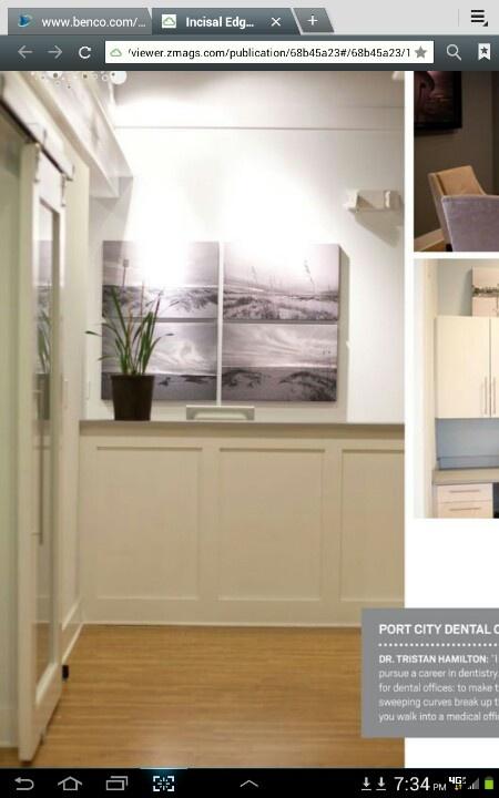 hallway office ideas. office designs ideas dental hallway