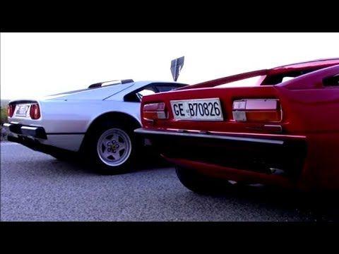 Ferrari 208 VS Maserati Merak - Una sfida Emiliana - [ENG SUB]
