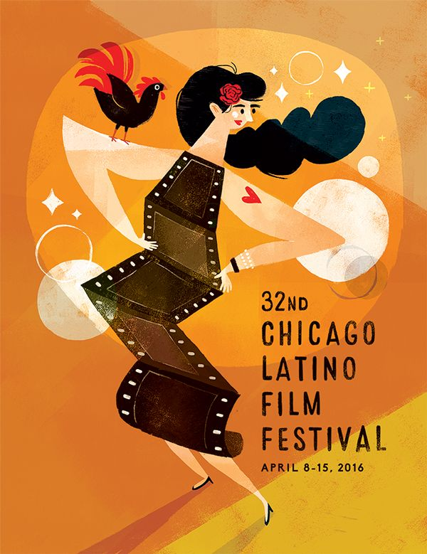Chicago Latino Film Festival 2016 on Behance