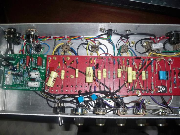 tim caswell 39 afd sir guitar amplifier circuits and