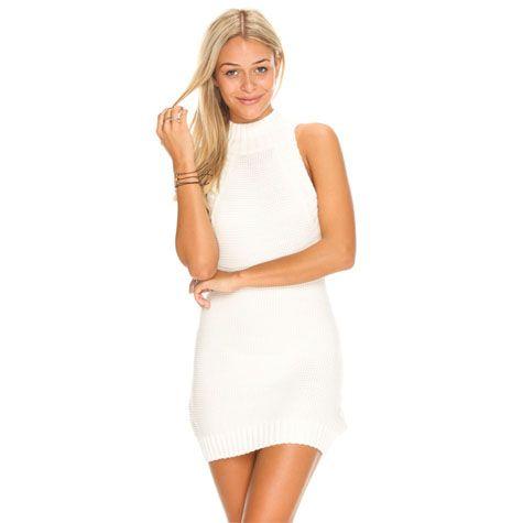 Mint Vanilla Sunday Sesh Dress
