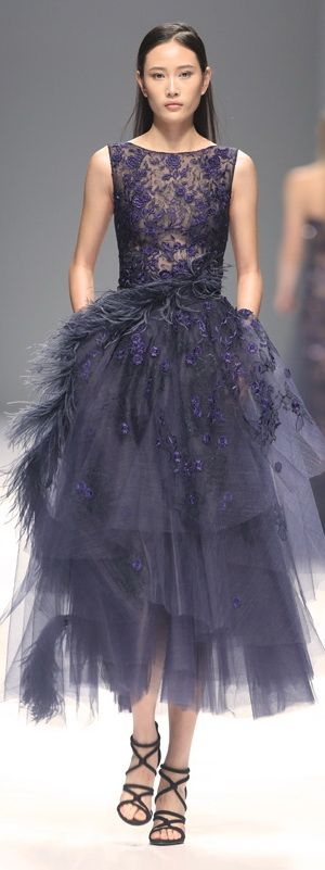 Couture, f/w 2015.