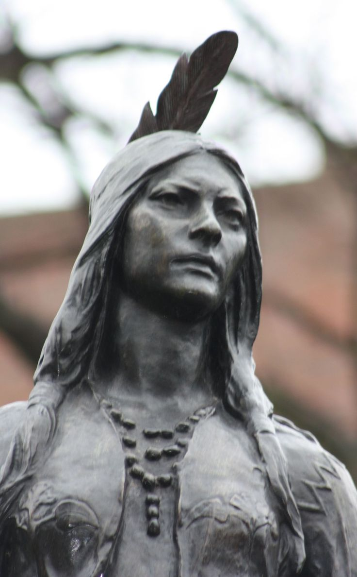 Life of Pocahontas - Take a look at the life of Pocahontas and try to separate myth from legend.