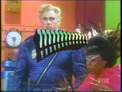Mad TV - The Rocket Revengers (In Excitocolor)