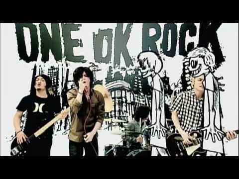 じぶんROCK - One Ok Rock   Jibun Rock - One Ok Rock, I want to see these guys live one day