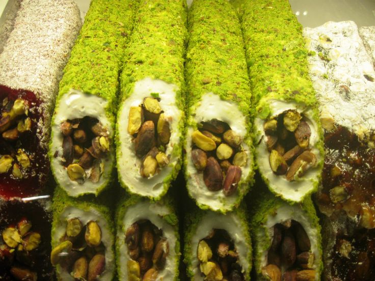 I colori della cucina Turca e non solo...