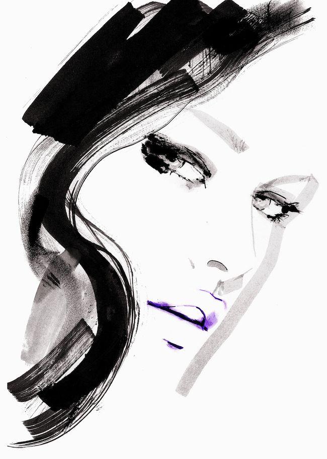 ❋ Faces of Woman ❋ // Kornelia Debosz