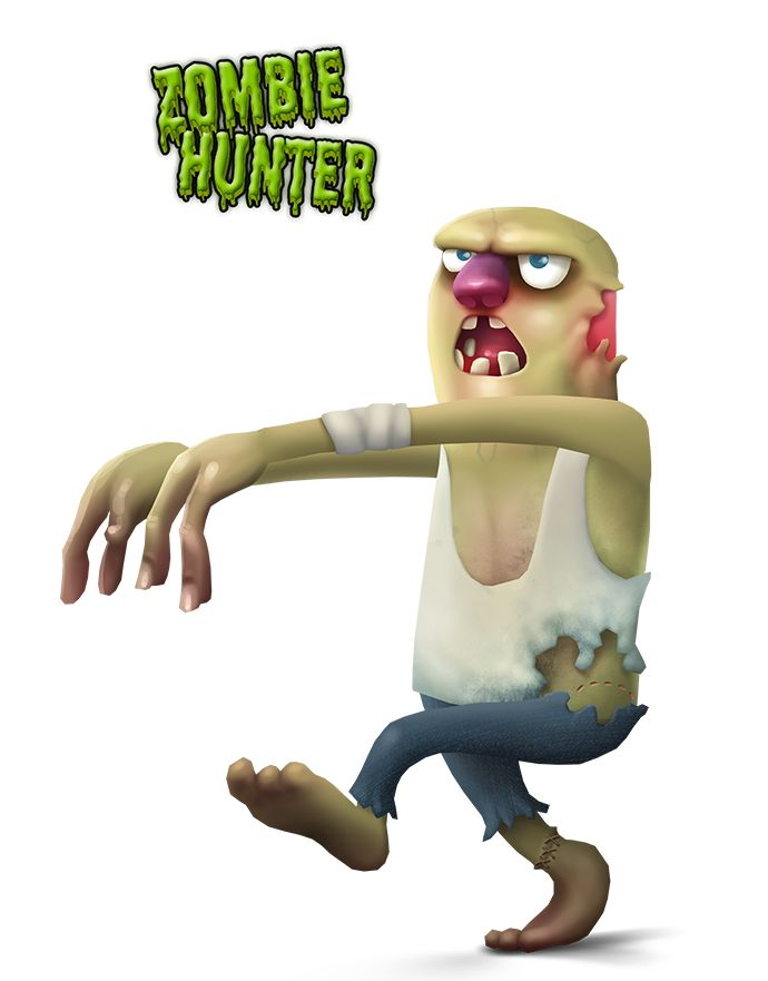 Zombie Hunter – Online Slots Game on Behance