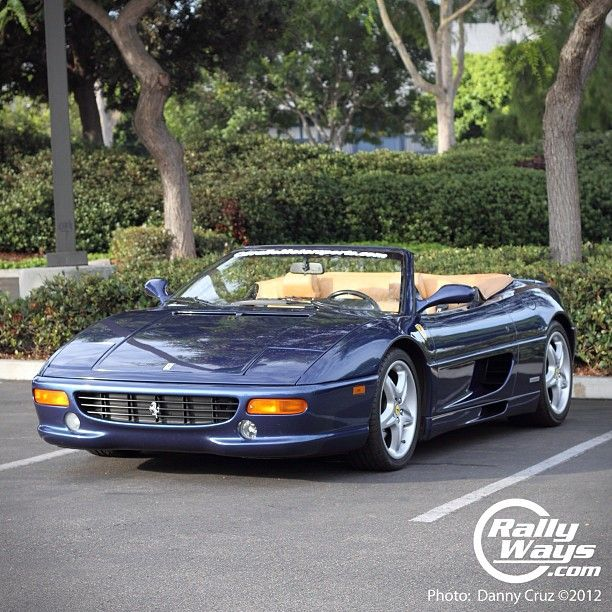 78 Best Ideas About Ferrari F430 Spider On Pinterest: 46 Best Ferrari F355 Images On Pinterest
