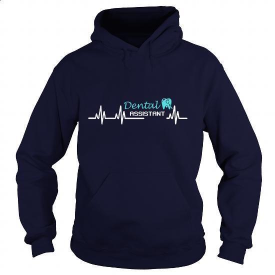 DENTAL ASSISTANT - HEART SOUND - #zip up hoodies #mens zip up hoodies. MORE INFO => https://www.sunfrog.com/LifeStyle/DENTAL-ASSISTANT--HEART-SOUND-Navy-Blue-Hoodie.html?60505