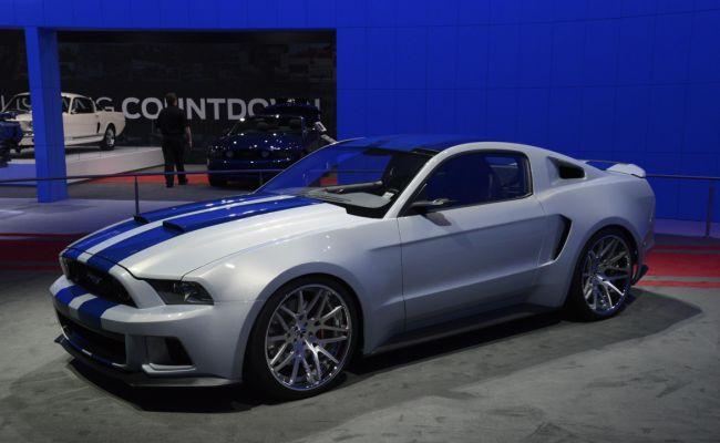 Ford Mustang Di Dalam Film 'Need For Speed' Dilelang - Vivaoto.com - Majalah Otomotif Online