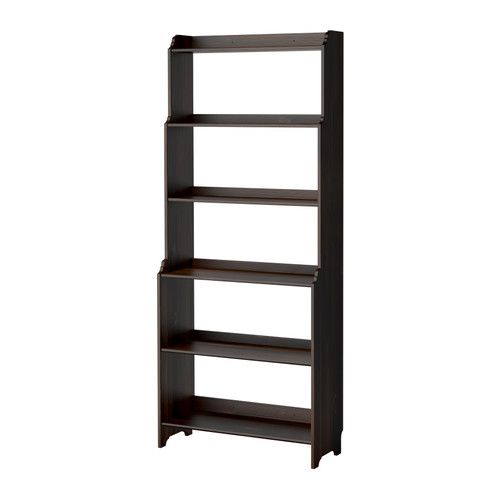 I Like The Open Back On This Vallvik Bookcase Pretty Sure