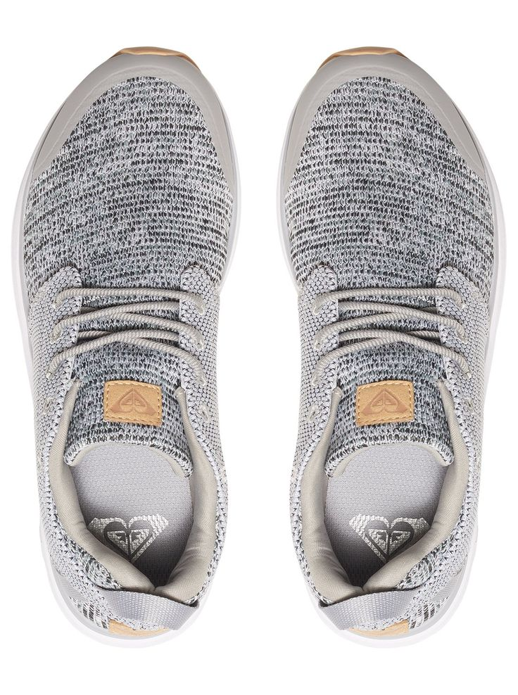 roxy, Set Session Sneaker, GREY (gry)