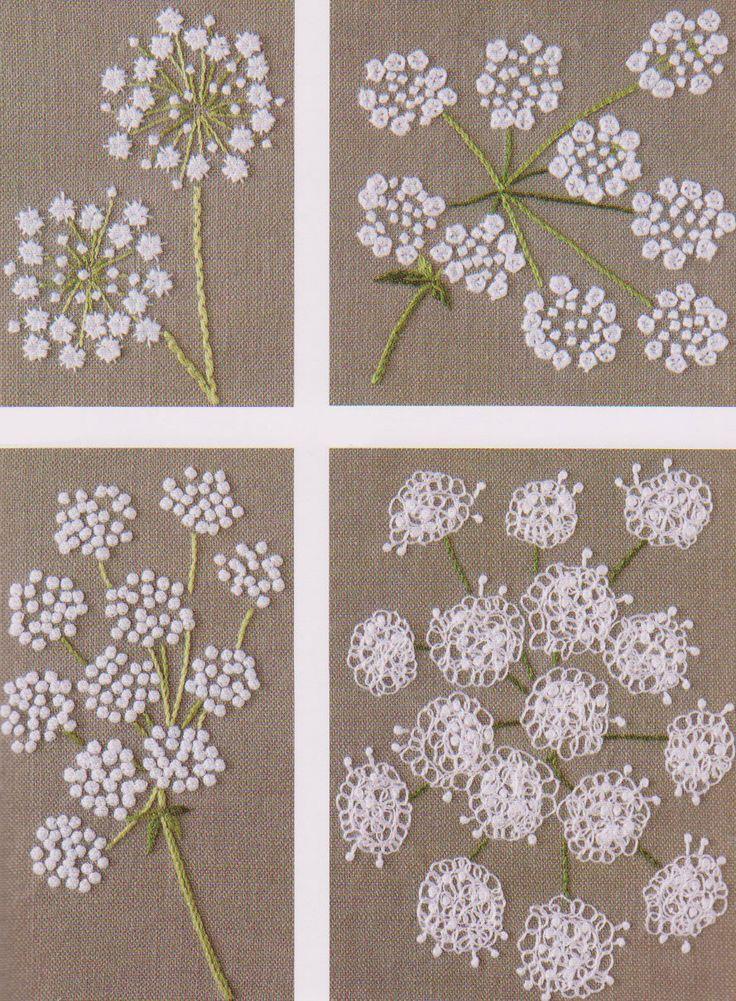 No.22 PDF patrón de cómo hacer flores Vintage de por DIYPATTERNSHOP