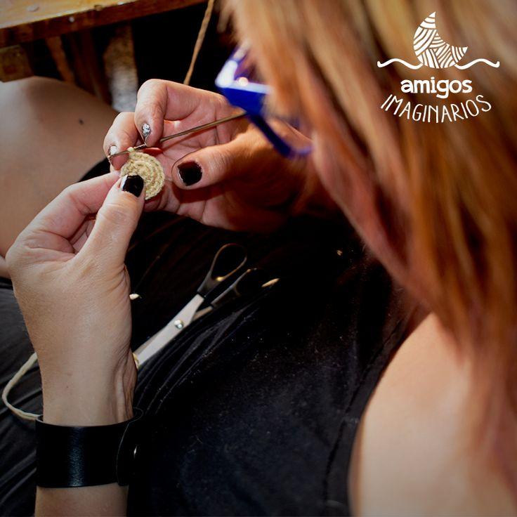 Marzo, mes especial para arrancar con todo; MANOS A LA OBRA! <3 :3 #amigurumis #crochet #crochetlove #instacrochet #handmade #hechoamano #designbyluna #design #diseño #mendoza #argentina