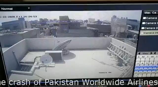 Failures New Cctv Footage Of The Crash Of Pakistan Worldwide Airlines Flight 8303 In 2020 Best Funny Photos Funny Fails Funny Messages