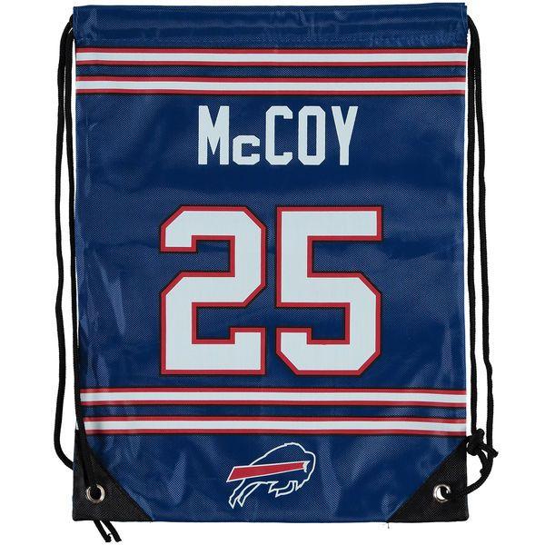LeSean McCoy Buffalo Bills Player Elite Drawstring Backpack - - Fanatics.com