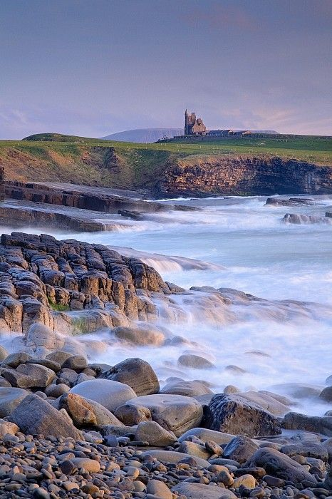 Classiebawn Castle, Mullaghmore, County Sligo, Ireland by  Gareth McCormack