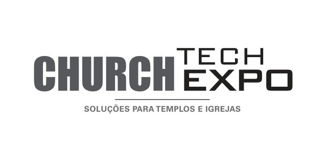 Logotipo do evento Church Tech Expo