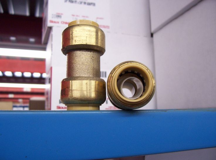 WATER PIPE REPAIRS: How to Easily Fix A Broken Pipe With Push Fittings