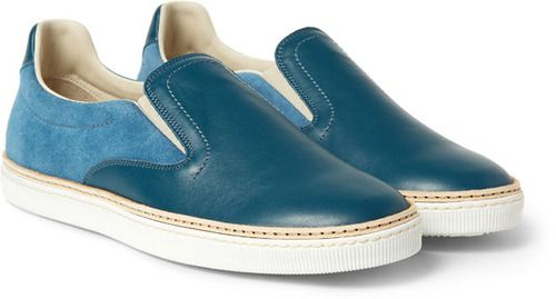 Martin Margiela's Sleek Slip-Ons For Mr Porter