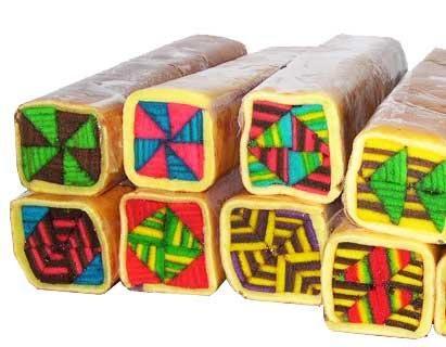 Cake - Kek Lapis Sarawak