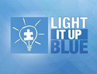 Shine a Light on Autism  World autism Day 4/2/12